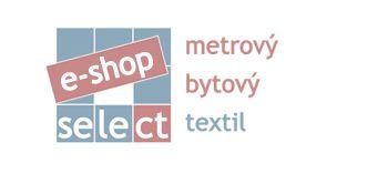 Metrový textil riflovina