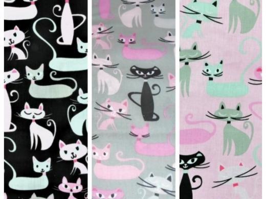 Kočičky mix