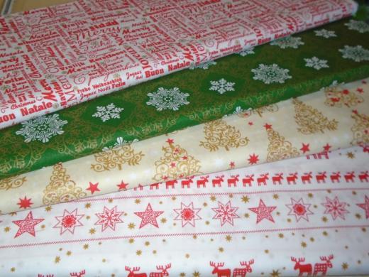 Vánoční vzor II